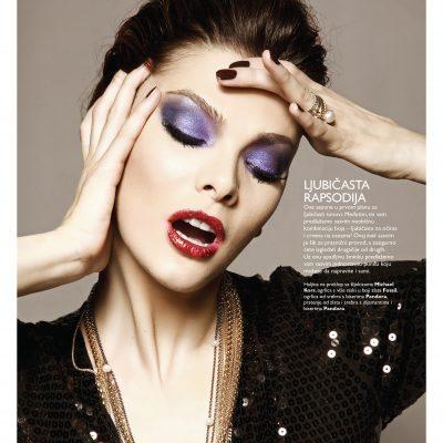 Top Make-Up Trends