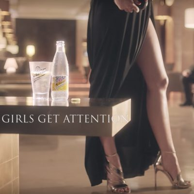 Schweppes Campaign